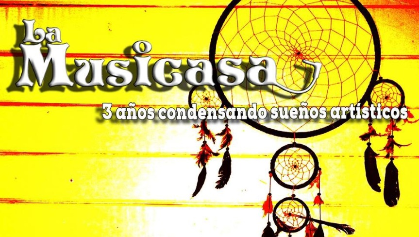 La Musicasa cumple tres años de condensar sueños artisticos