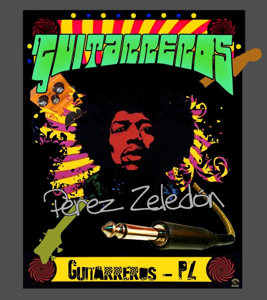 Guitarristas de PZ