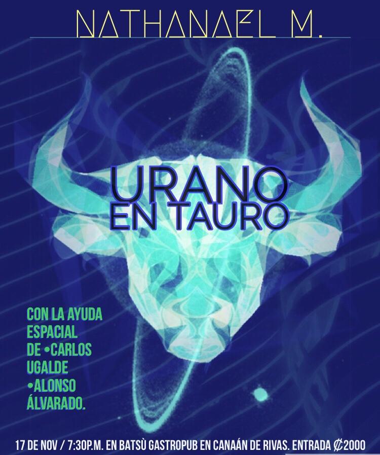 Urano en Tauro / Nathanael M. Música en vivo Generaleña enBatsù