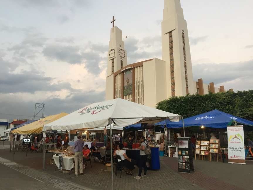 Feria Regional del libro PérezZeledón.