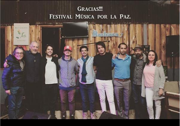 Música por la Paz desde Canaán de Rivas. Domingo 13 deOctubre.