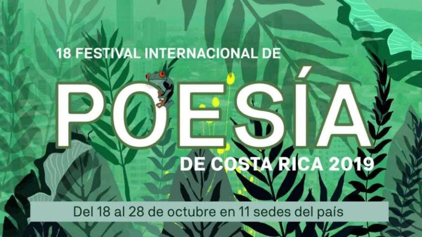 Poesía eslovaca junto a la música y literatura generaleña. El 18 festival internacional de poesía Costa Rica2019.