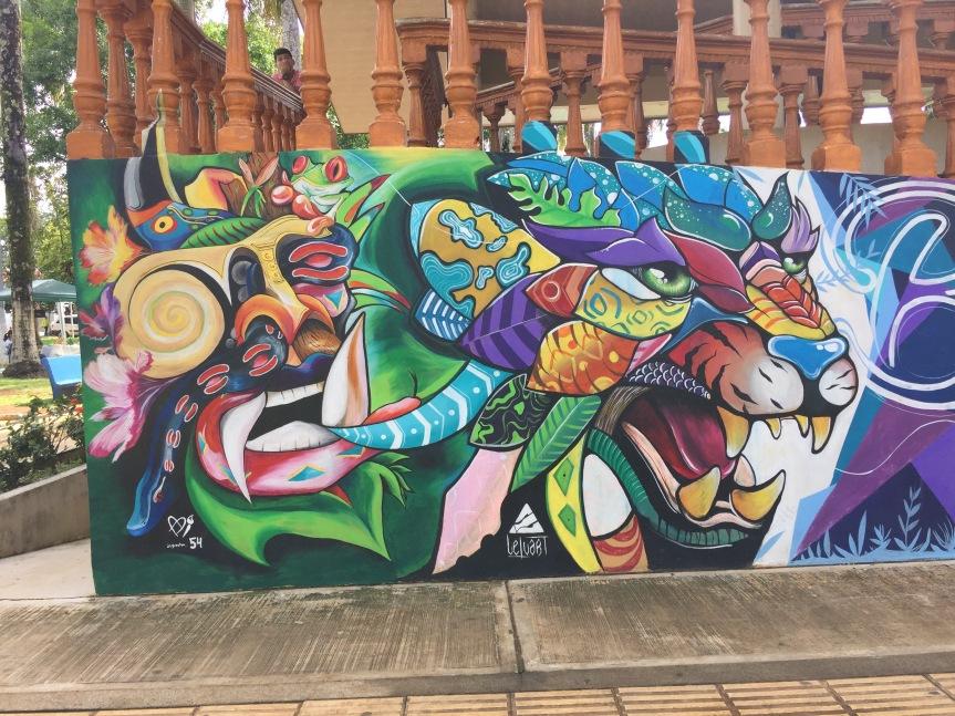 La música en el festival ambiental Bonaerense y la Brigada de fuegosforestales.