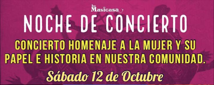 Música por la Paz desde Canaán de Rivas. Sábado 12 de Octubre. Así estuvo Músical por la Paz desde las faldas de cerro Chirripó. En Canaán deRivas