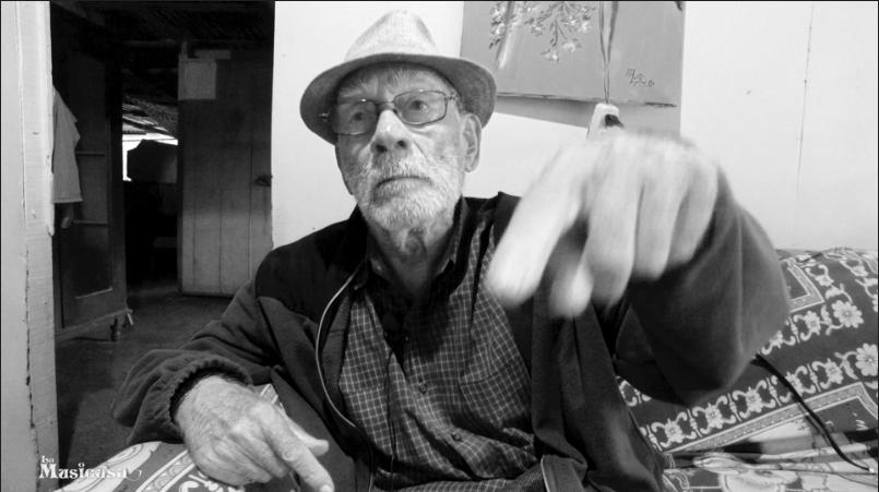 Don Angel Leitón ; pionero cultural de nuestro valle ydistrito.